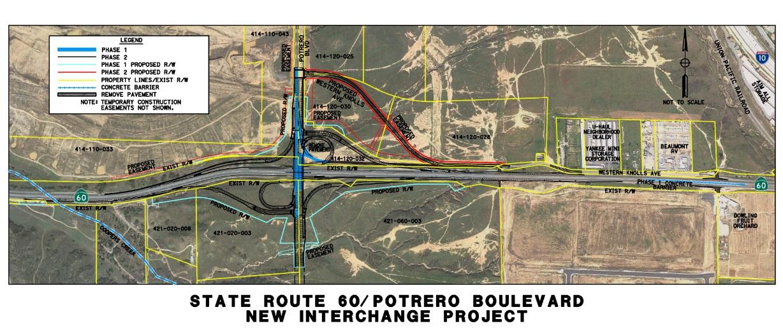 Potrero Interchange   Beaumont, CA - Official Website