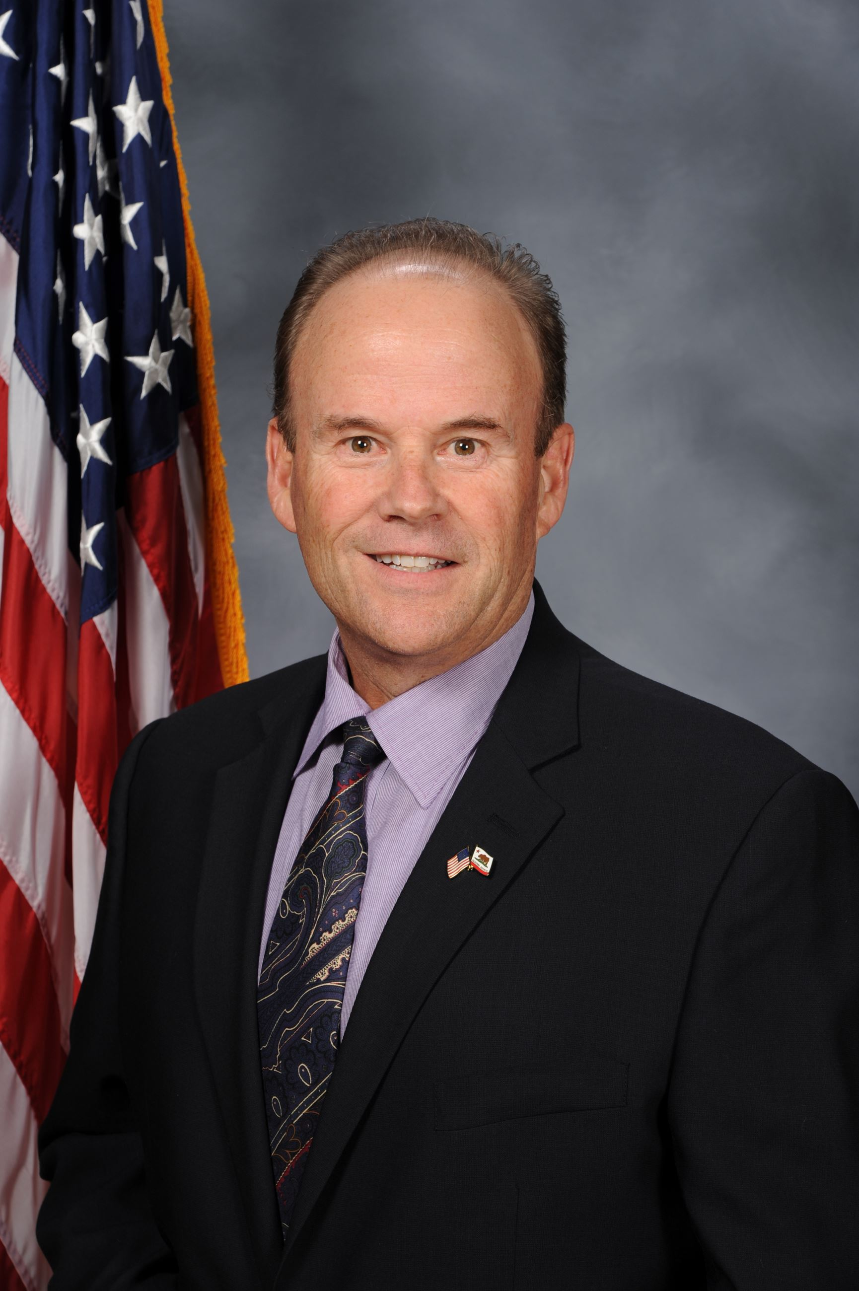 Photo of Councilmember Lloyd White