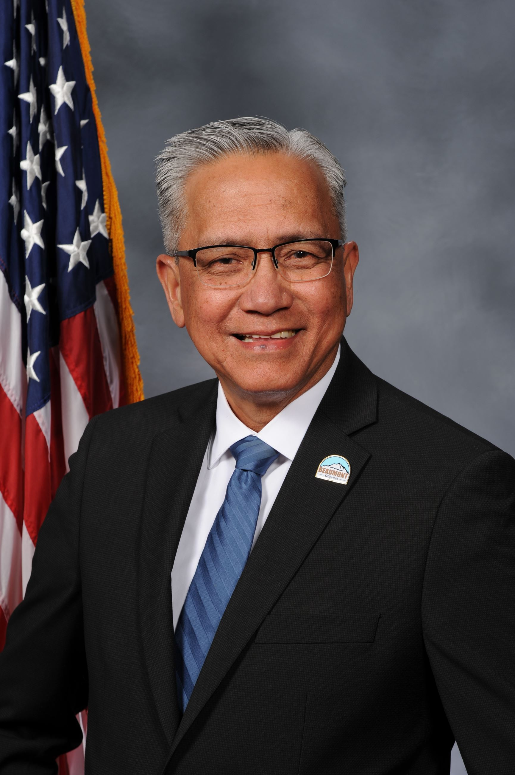 Photo of Councilmember Rey SJ Santos