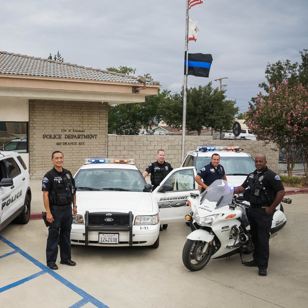 Photo of Beaumont Police